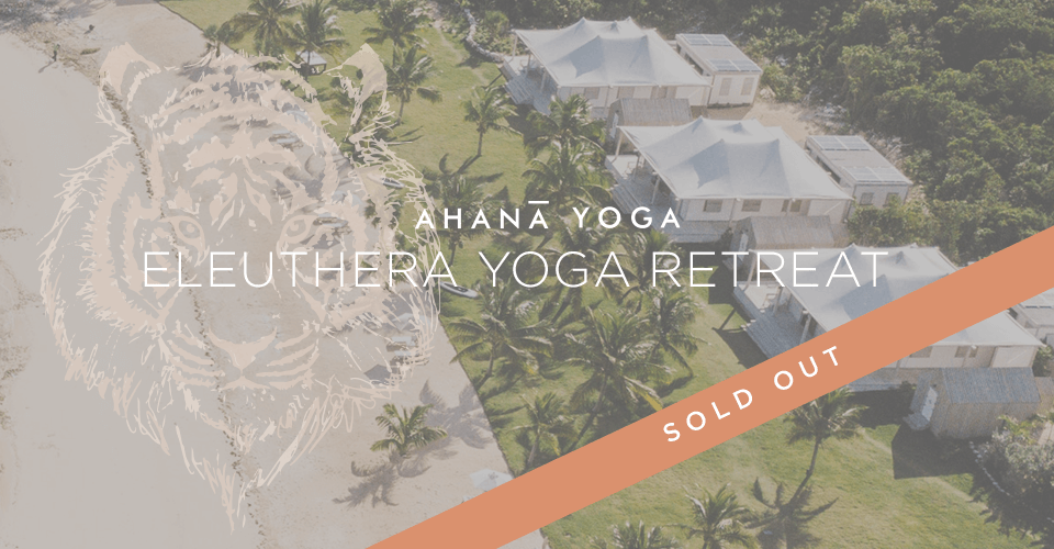 Eluthera Yoga Retreat Sold Out